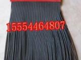 导料槽圆柱形挡尘帘,导料槽防尘帘订做尺寸