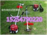 河南南阳背负式汽油割草机,侧挂式汽油割灌机价格