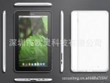 工厂供应 超薄平板电脑 A13主控芯片 9寸MID/Tablet