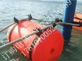 供应塑料浮球_PE圆形生态养殖浮球D40