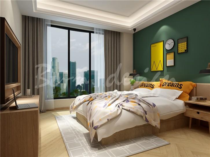 蚌埠精品主题酒店设计公司案例展示