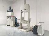 新型半自動玻璃膠灌裝生產設備