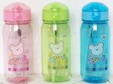 卡通创意儿童杯子吸管 可爱动物儿童杯具 塑料儿童水杯水壶礼品杯