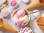冰雪风情冰淇淋加盟靠谱,缤纷冷饮美味吸纳财富