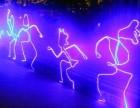 龙君文化灯光及节日花灯场景布置
