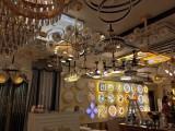 廣州皓明燈飾零售吊燈水晶燈吸頂燈一件也是批發價