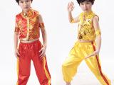 六一儿童舞蹈服 男女童民族舞演出服功夫套装表演服批发一件代发