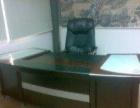 重慶高價回收二手辦公家具老板桌椅和員工桌椅