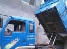 南骏货车 2013年上牌-急售南骏4102自卸车3年8万公里1万