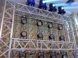 漳州舞台桁架搭建 LED屏租赁 专业舞美策划搭建