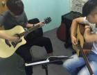 南山白石洲0基础吉他入门-孩子4岁可以学吉他吗?