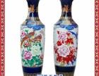 供应定做大花瓶厂家 陶瓷大花瓶 青花瓷大花瓶