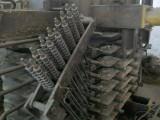 二手9压8层细木工板四面侧压热压机 带同步闭合