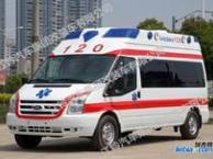 广州南沙番禺救护车低价出租18028032120