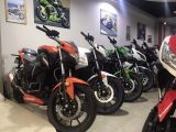 豪爵摩托车 铃木摩托车 摩托车专卖店