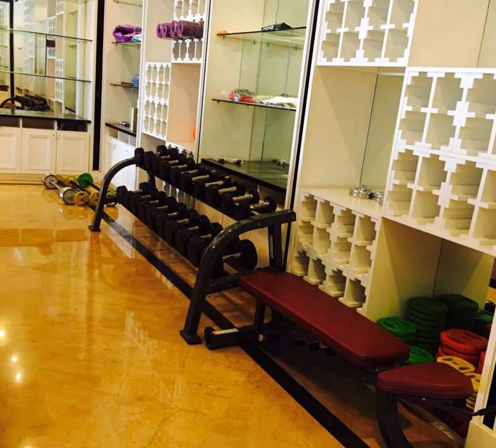 鸿健健康减肥训练营