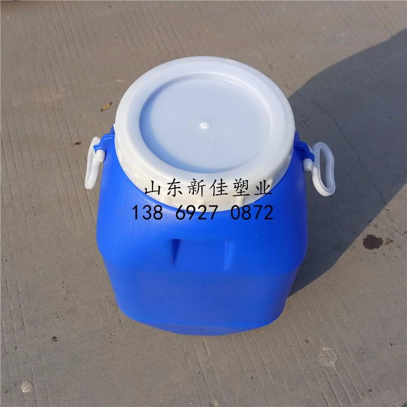 50L螺旋盖桶50公斤蜂蜜桶山东塑料桶生产厂家厂价直销