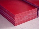 耐磨高韧性PA46红色尼龙板/棒