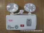 椭圆阻燃塑料灯LED双头应急灯 应急指示台湾亿光LEDT筒灯 灭蚊灯