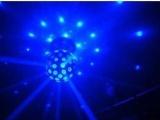 9W透镜LED迷你小水晶魔球 ktv酒吧