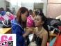 桂林第六感化妆团队承接年会妆,舞台,主持人妆等
