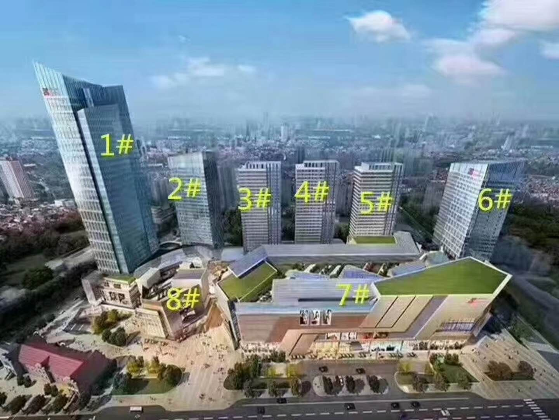 广厦聚隆广场.商铺.7 楼.24小时不夜城.85%超高拿房率