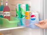 冰箱饮料收纳盒 分类整理盒 餐具筷子食物储物盒 厨房小工具 88g