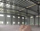 一手房东12米高滴水钢结构厂房7000平方招租