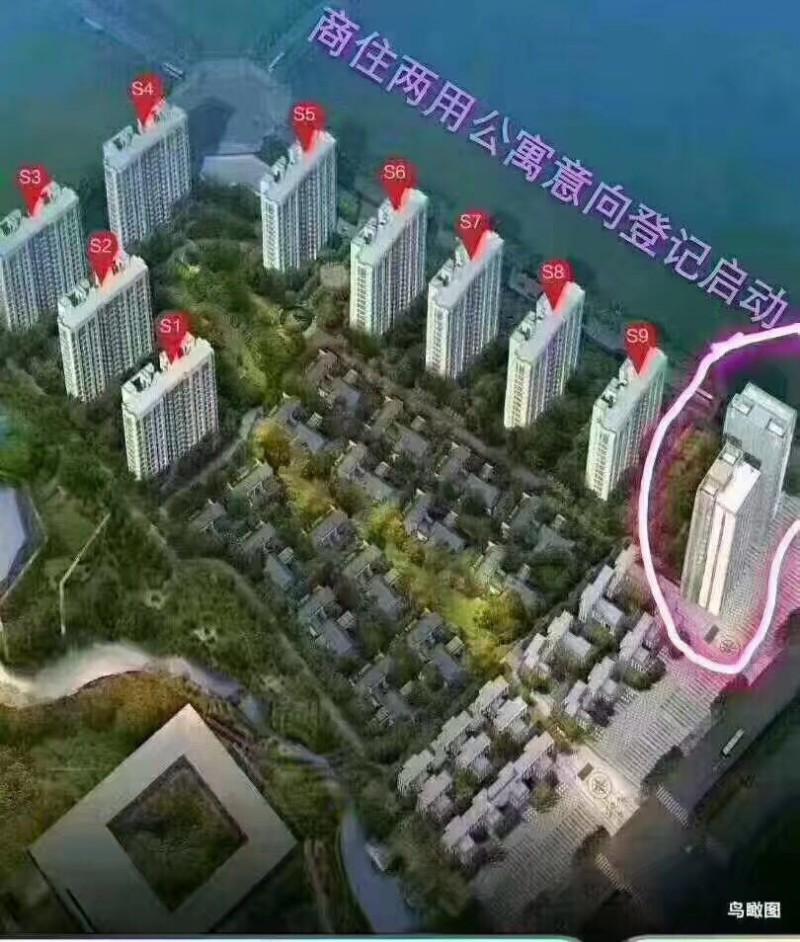 八达岭孔雀城工程抵账房户型?面积?价格?