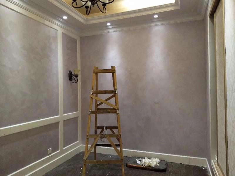 贴壁纸墙布,墙纸壁画,硅藻泥,美缝